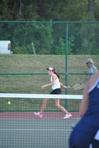 Tennis @ Newberry 9-17-15