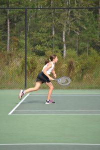 PHS Tennis @ Gilbert 9-23-15