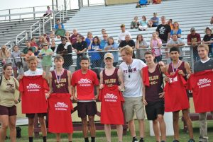 Pelion Cross Country Invitation 9-30-15