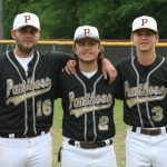 Varsity Baseball Wins Region 3-AA!
