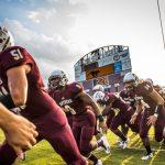 Panthers Host War Eagles in 2018 Season Opener