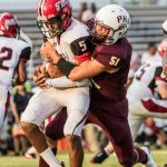 Football Falls to Wagner-Salley