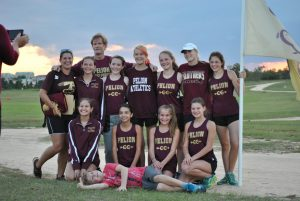 Cross Country at the Sandhills Invitational