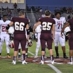Boys Varsity Football falls to Brookland-Cayce 42 – 7