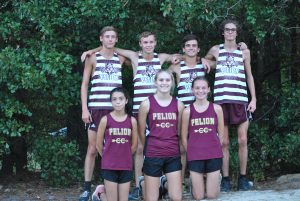 Cross Country at Lugoff-Elgin Meet