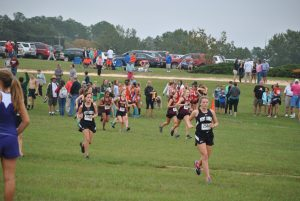 Cross Country at Sandhills Invitational