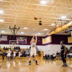 Women's Varsity Basketball falls to Columbia 38-19