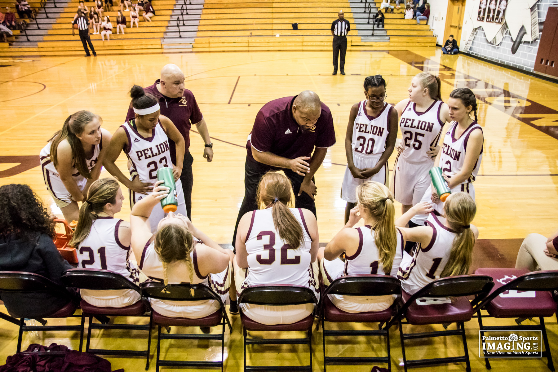 Lady Panthers Hit the Road for 1st Round Playoff Match-Up