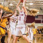 Girls Varsity Basketball falls to Brookland-Cayce 50 – 36