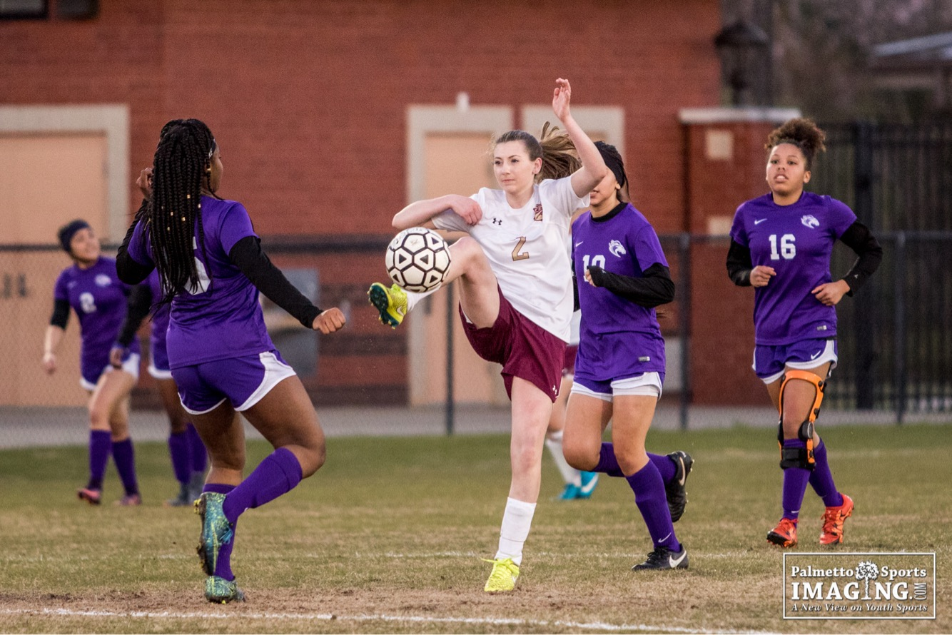 Girls Varsity Soccer falls to Gray Collegiate Academy 8 – 0