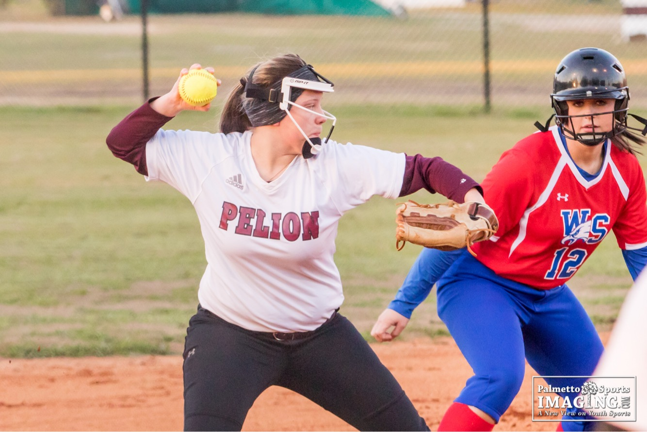 Girls Varsity Softball falls to Edisto 13 – 1