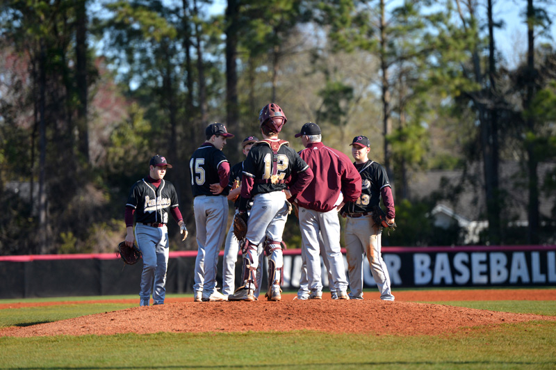 Boys Varsity Baseball falls to Strom Thurmond 4 – 2