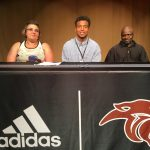 Keith Signs with Newberry College