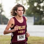 Varsity Cross Country finishes 4th place at Pelion Invitational
