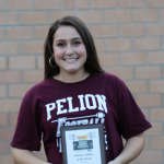 Smith Named Pelion High School Wendy's High School Heisman Winner
