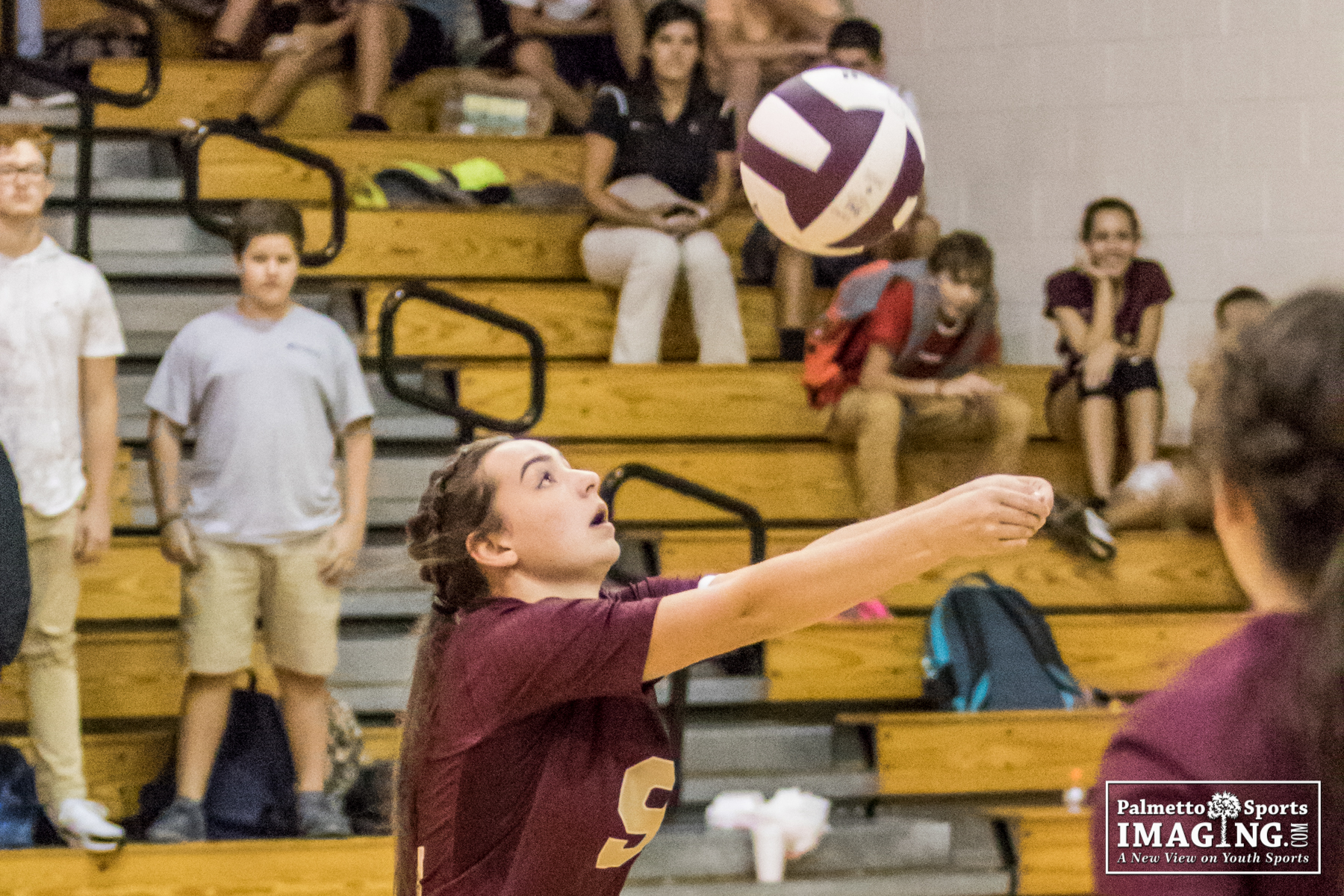 Varsity Volleyball Defeats Edisto 3-0, secures play-off spot!