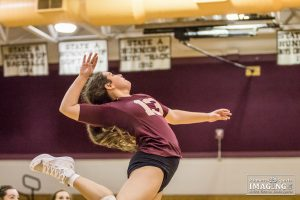Varsity Volleyball vs Gilbert – More Images Available on PalmettoSportsImaging.com