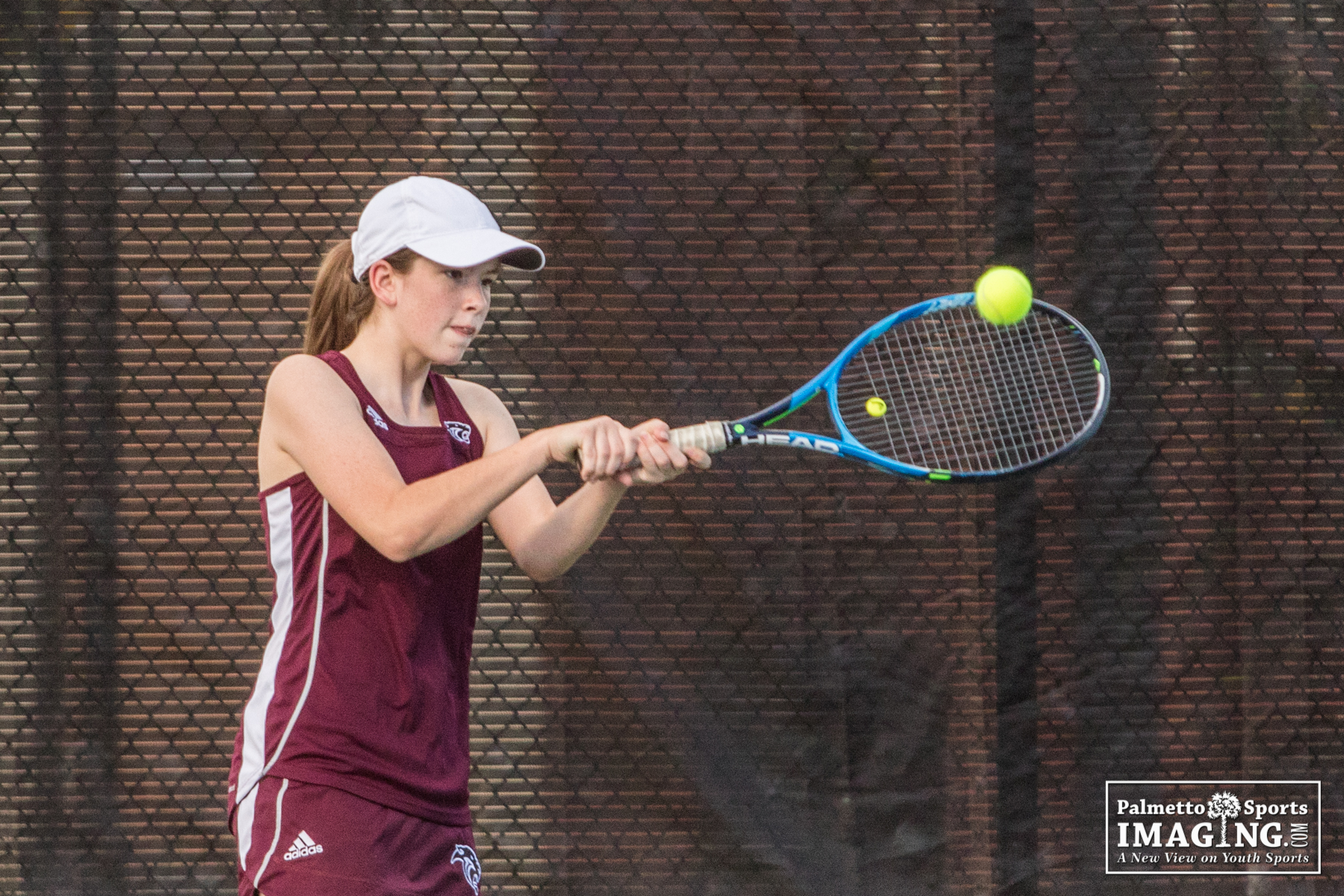 Lady Panthers Varsity Tennis falls to Barnwell.