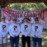 Pelion Bass Team Finishes 2nd in Inaugural Tournament