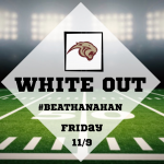#BeatHanahan – White Out