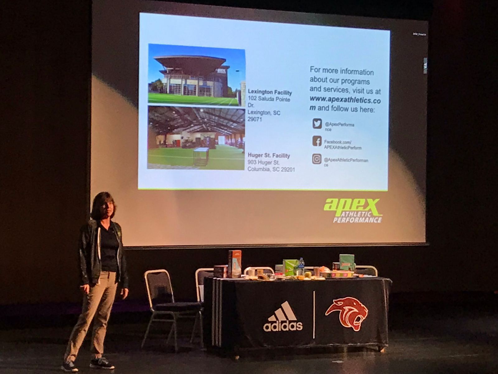 APEX Sports and Cliff Bar Present Nutrition to Winter Athletes