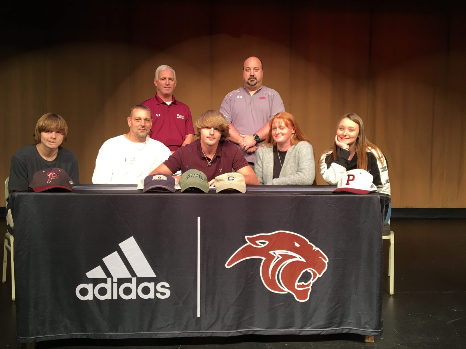 Williamson Signs with The Citadel