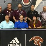 Vick Commits to Erskine