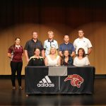 Two Panthers Sign National Letters of Intent