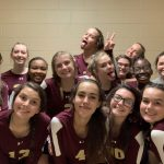 Junior Varsity Volleyball beats Saluda 2 – 0
