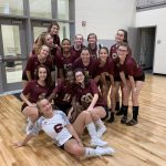 Junior Varsity Volleyball beats Brookland-Cayce 2 – 0