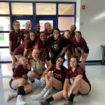 Junior Varsity Volleyball beats Wagener-Salley 2 – 0