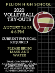 PHS Volleyball Try-Out