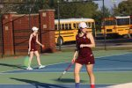 Women's Tennis Advances to Play-offs