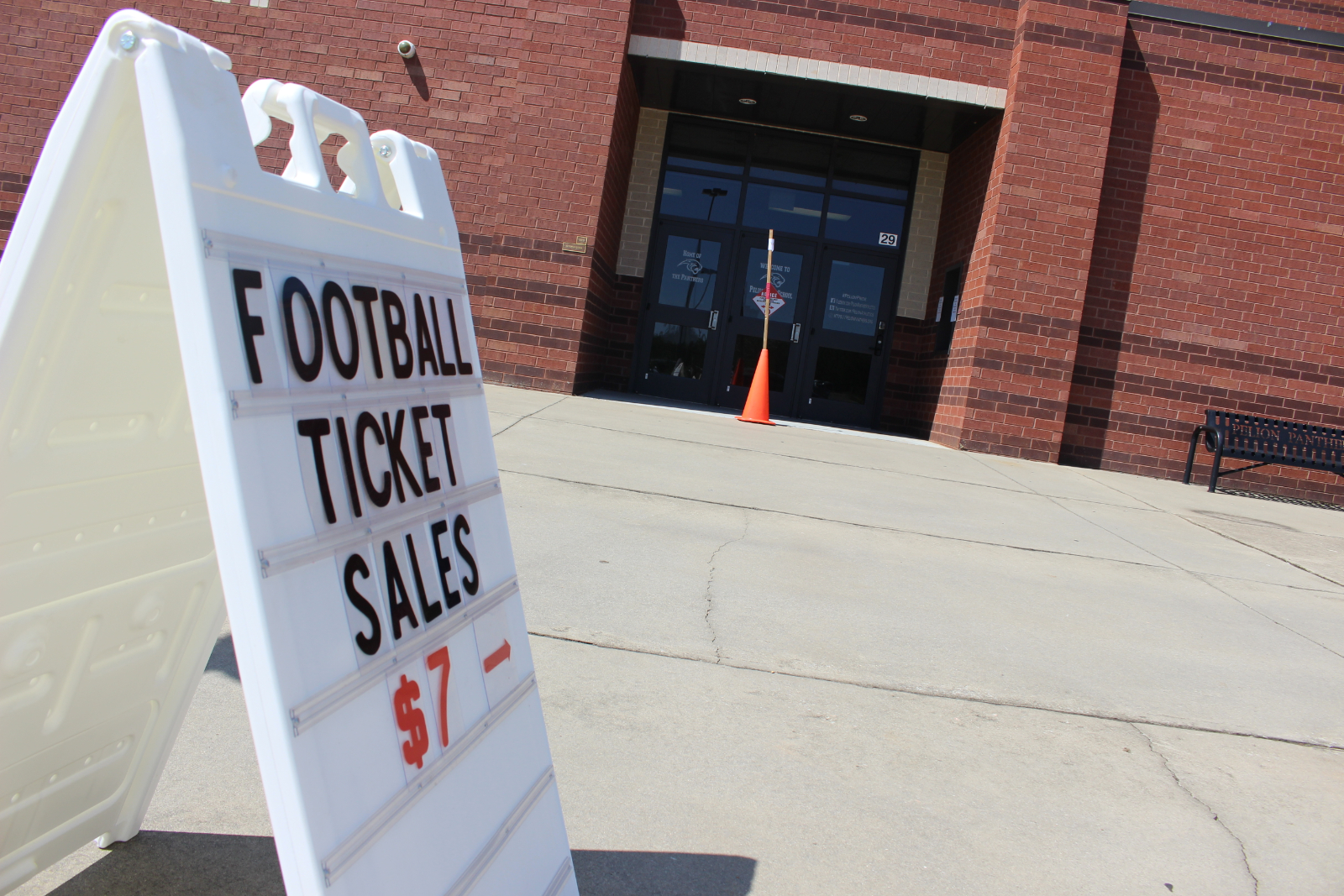 2nd Round Football Play-Off Tickets v. Andrews HS on Sale