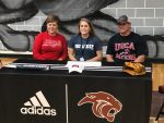 Phillips Signs with USC-Aiken