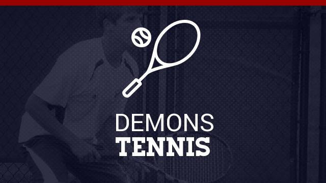 Boys tennis match is CANCELED for tonight, 3-12-18