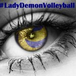 Lady Demons Volleyball take down Riverbluff 3-2