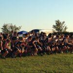 Boys XC vs. Ridgeview 10/8/14