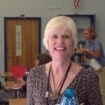 White named Reading Teacher of the Year