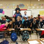 LEAPS visits Lugoff Elementary