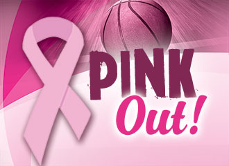 PINK OUT Game Wednesday, January 24th vs. CA Johnson