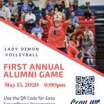 Volleyball Alumni Game Details