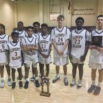 LEMS Boys Basketball Places 2nd at Buford Christmas Tourney