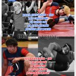 3 Demons Represent LE at North-South Wrestling Event