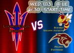 Demons Host Panthers & Yellow Jackets