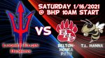Demons Travel To Belton-Honea Path For Tri-Match