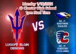 LE Wrestling vs Chester/Eastside 1/18