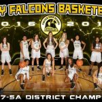 Girls Basketball District Champions and Playoff Information!
