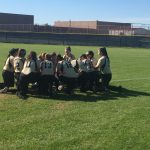 JV Softball Wins Back-And-Forth Affair Against Terry