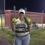 Varsity Softball: Coleman Homers Twice in 18-1 Rout of Terry